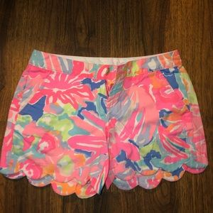 EauC Lilly Pulitzer Buttercup Short